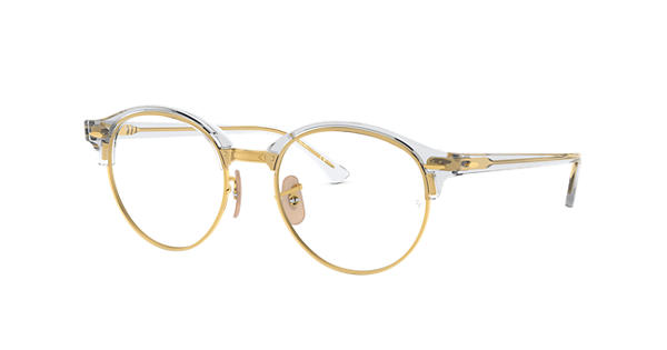 Ray Ban Prescription Glasses Clubround Optics Rb4246v
