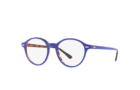 Ray-Ban 0RX7118-DEAN Violeta,Habana OPTICAL