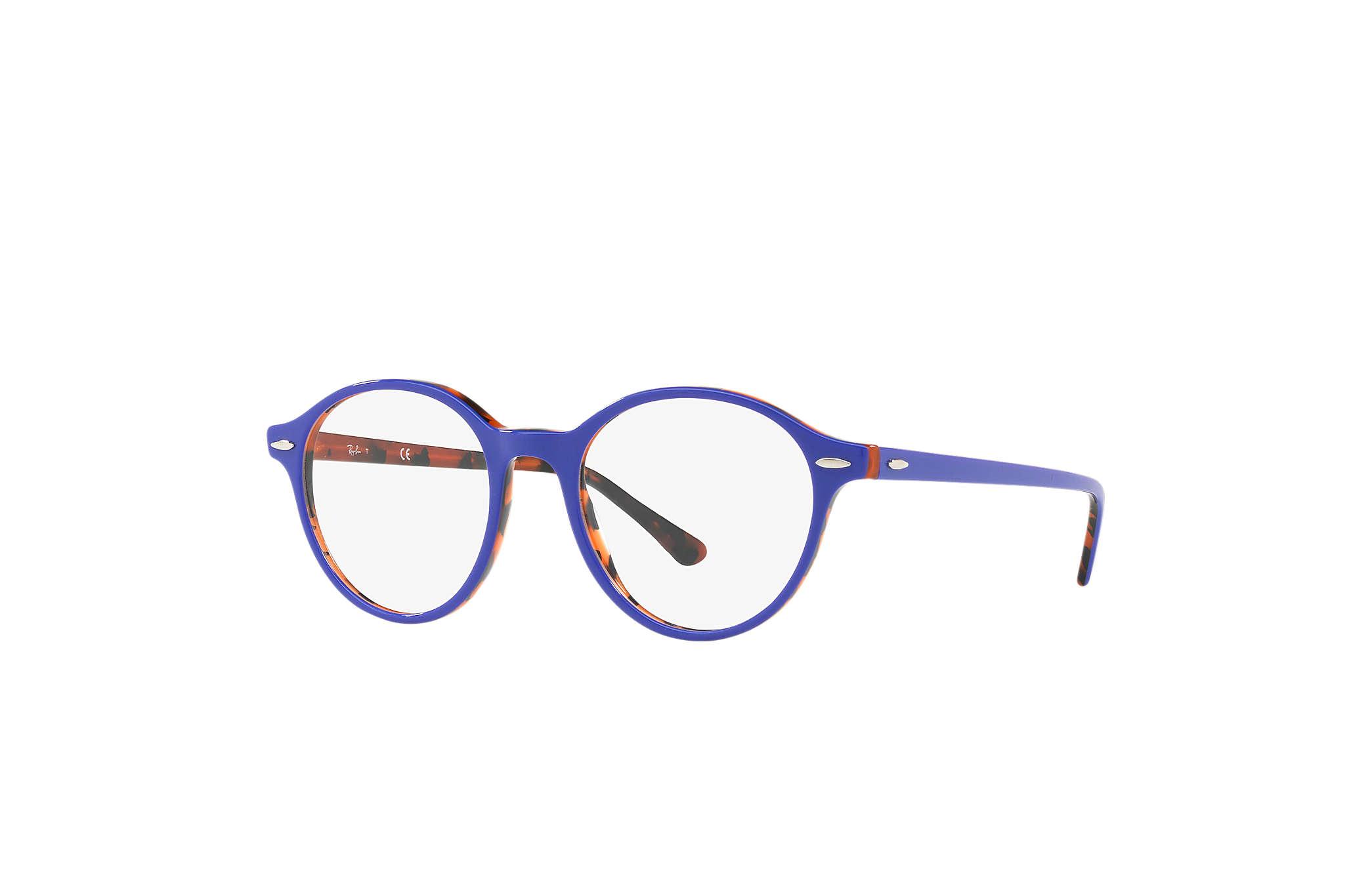 RAY BAN RAY-BAN Brille »Dean RX7118«, lila, 5716 - lila