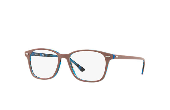 Ray-Ban 0RX7119-RB7119 Light Brown,Tortoise OPTICAL