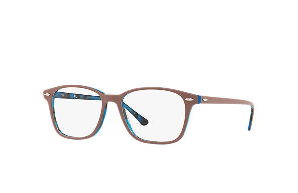 42c8aa5ac1 Ray-Ban prescription glasses RB7119 Light Brown - Propionate ...
