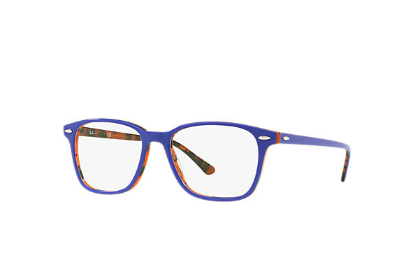 Ray-Ban 0RX7119-RB7119 Violett,Havana OPTICAL