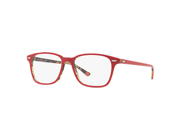Ray-Ban 0RX7119-RB7119 Bordeaux,Havana OPTICAL