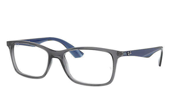 Ray-Ban 0RX7047-RB7047 Szary; Niebieski OPTICAL