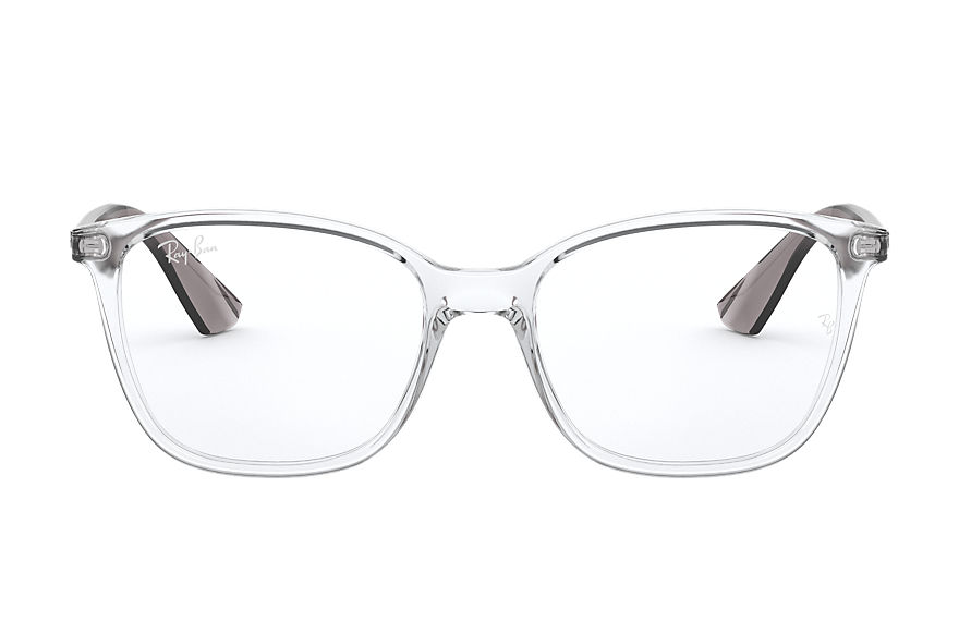 Ray-Ban  eyeglasses RX7066 MALE 002 rb7066 transparent 8053672833461
