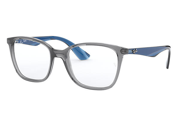 Ray-Ban 0RX7066-RB7066 Grau; Blau OPTICAL