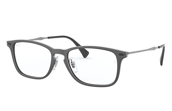 Ray-Ban 0RX8953-RB8953 Grigio; Canna di fucile OPTICAL