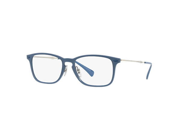 Ray-Ban 0RX8953-RB8953 Light Blue; Silver OPTICAL