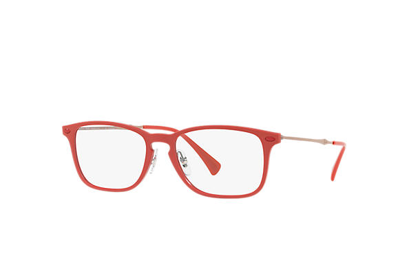 Ray-Ban 0RX8953-RB8953 Red; Light Brown OPTICAL