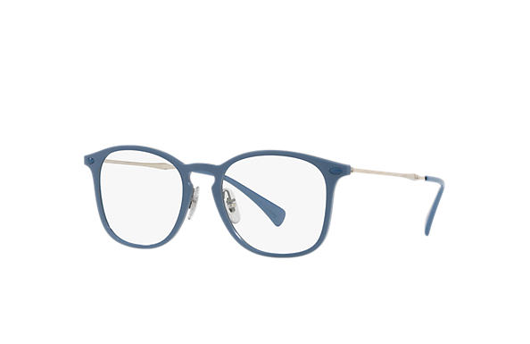 Ray-Ban 0RX8954-RB8954 Light Blue; Silver OPTICAL