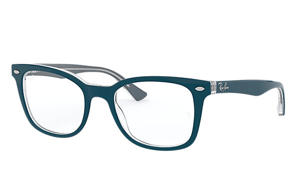 Ray-Ban 0RX5285-RB5285 Blau,Transparent OPTICAL