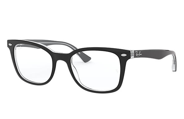 Ray-Ban 0RX5285-RB5285 Grey,Transparent OPTICAL