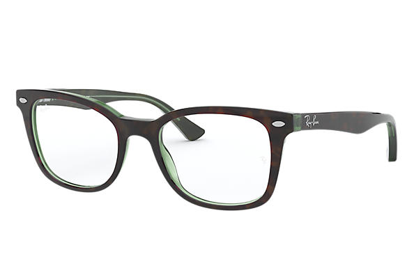 Ray-Ban 0RX5285-RB5285 Havane,Vert OPTICAL