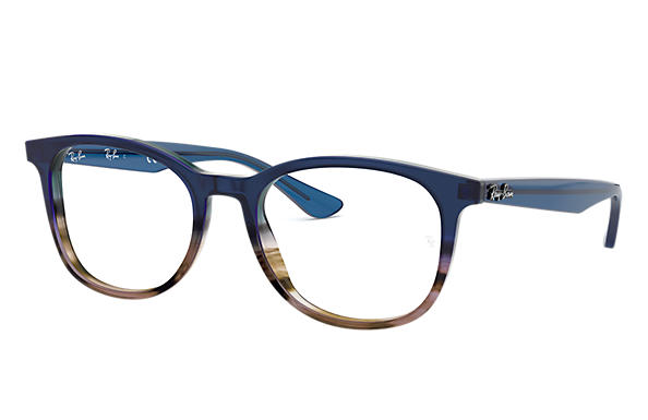 Ray-Ban 0RX5356-RB5356 Bleu; Gris OPTICAL