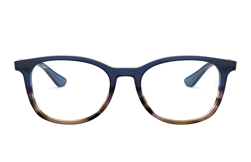 Ray-Ban  eyeglasses RX5356 MALE 001 rb5356 blue 8053672833799
