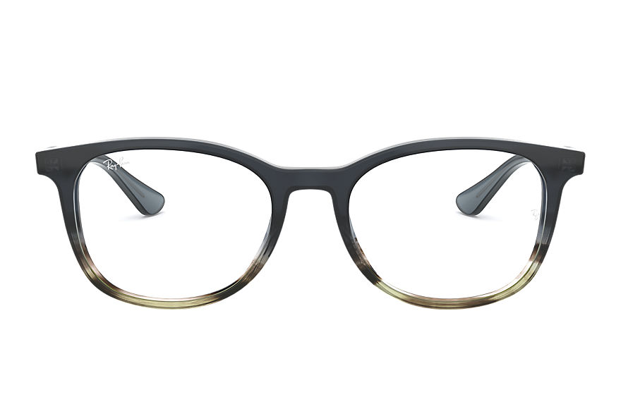 Ray-Ban  eyeglasses RX5356 MALE 003 rb5356 grey 8053672833812