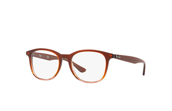 Ray-Ban 0RX5356-RB5356 Brown OPTICAL