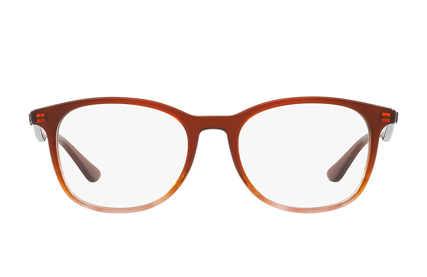 Ray-Ban  eyeglasses RX5356 MALE 002 rb5356 brown 8053672833836
