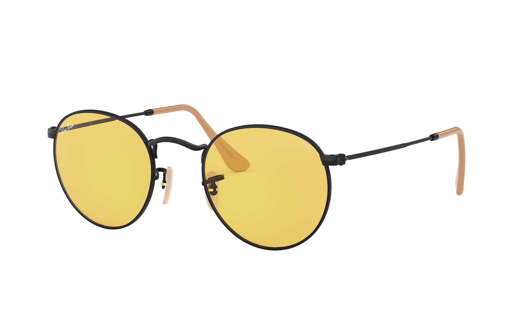 034447e697 ... White Gold  750 linda-farrow-646-c7-oval-optical-frame (via.  got7scloset) 180102 cr. sodajaja ray-ban ROUND EVOLVE LENSES Yellow  Photocromic  183