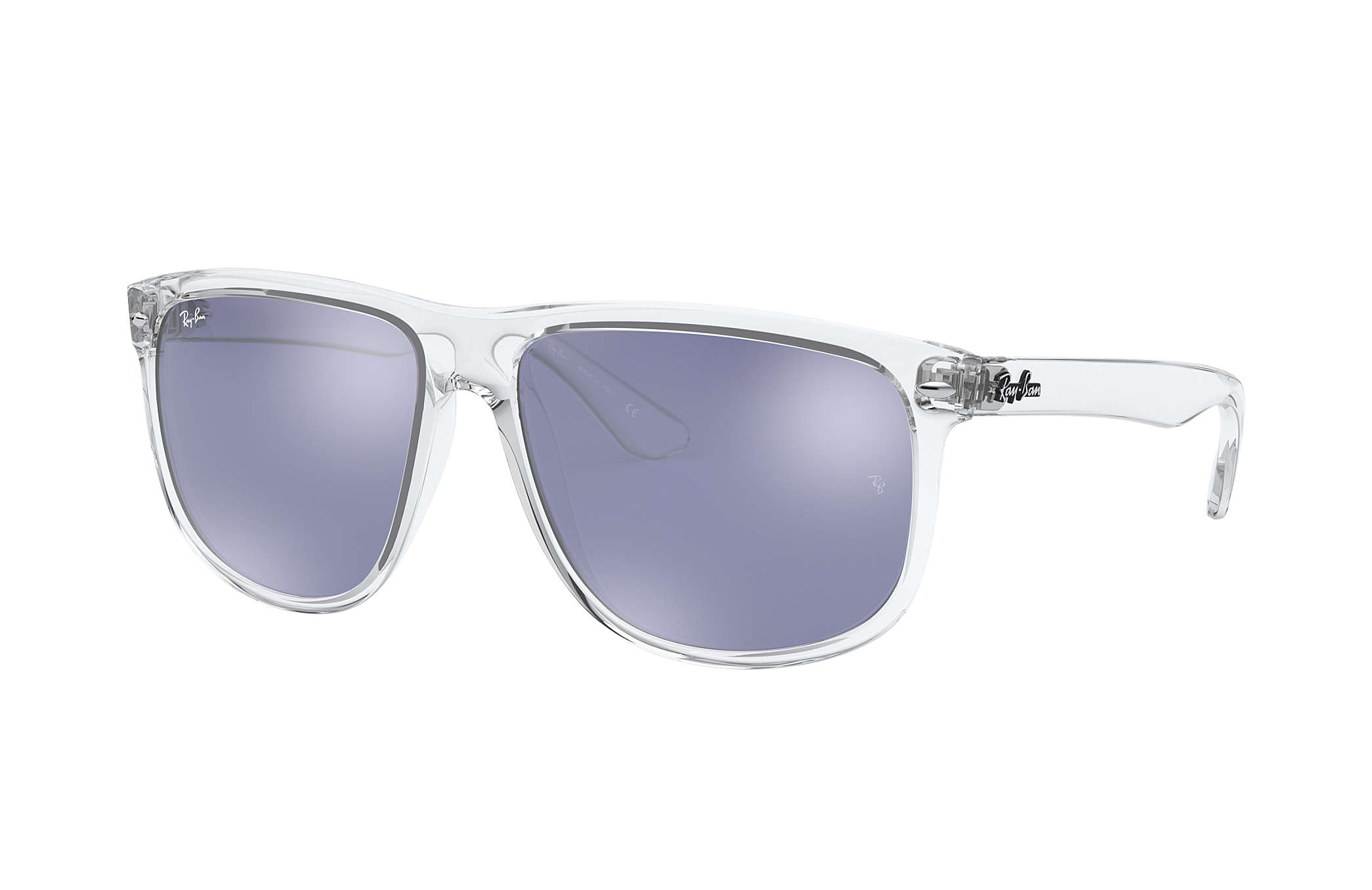 Ray-Ban RB4147 Transparent - Injected - Verres Violet ... 24b58b7eb086