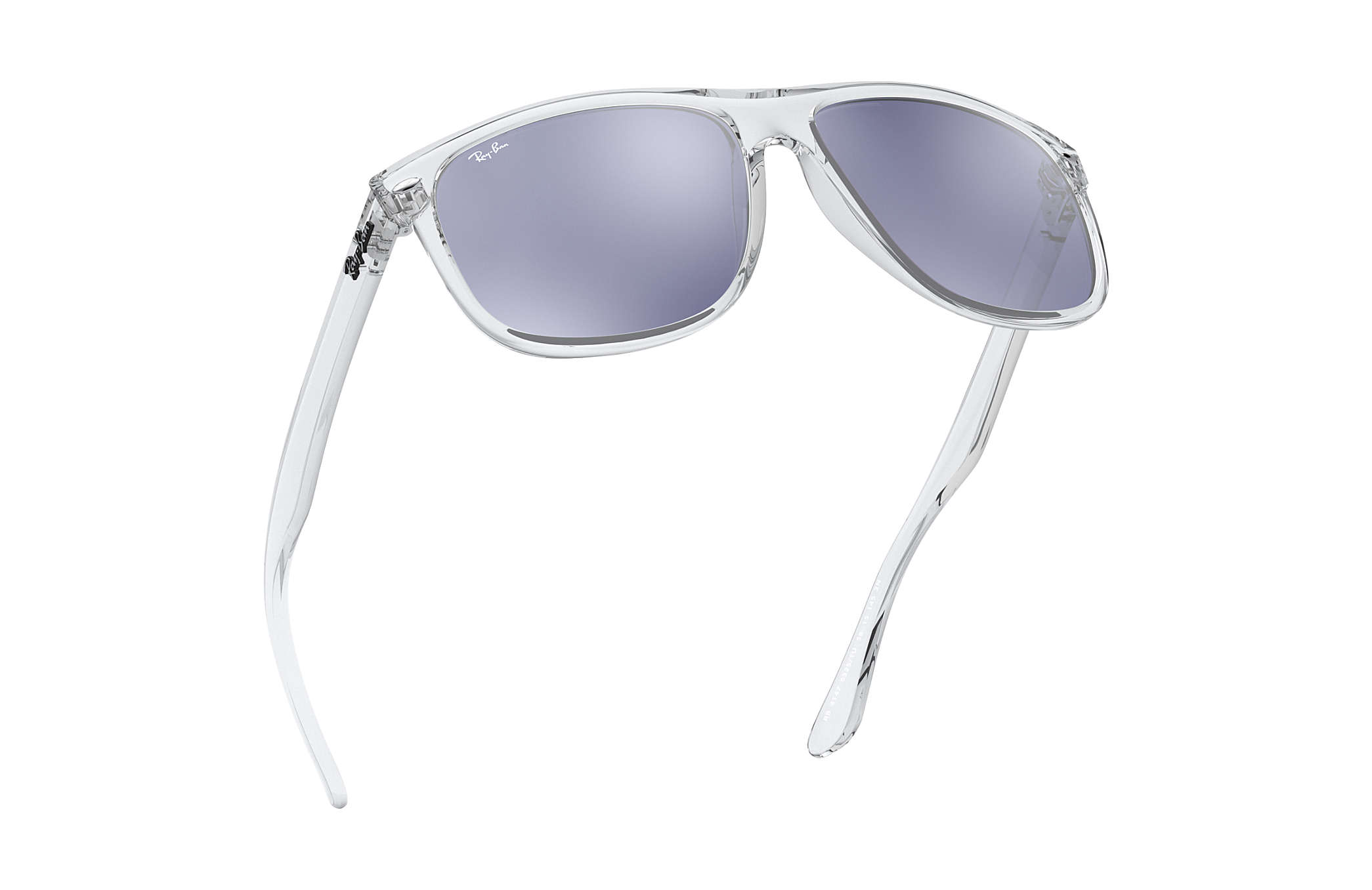 a9febe0596ffa Ray-Ban RB4147 Transparent - Injected - Violet Lenses ...