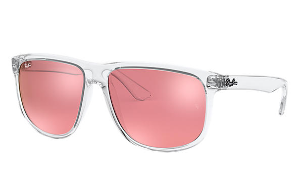 f92a238d65 Ray-Ban RB4147 Transparent - Injected - Violet Lenses - 0RB414763251U60