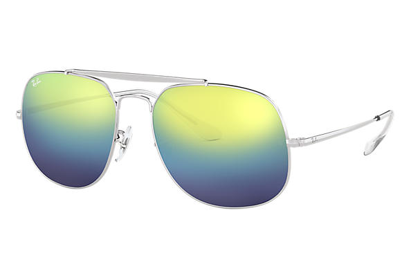 Ray-Ban 0RB3561-GENERAL Silver SUN