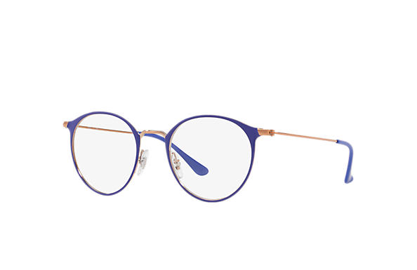 Ray-Ban 0RX6378-RB6378 Violet; Bronze-Copper OPTICAL