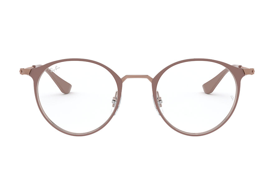 Ray-Ban  eyeglasses RX6378 MALE 003 rb6378 light brown 8053672834437
