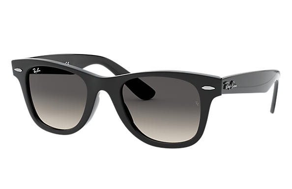 Ray-Ban 0RJ9066S-WAYFARER JUNIOR Black SUN