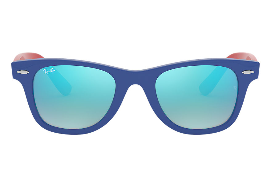 Ray-Ban  sunglasses RJ9066S CHILD 004 wayfarer junior blue 8053672834499