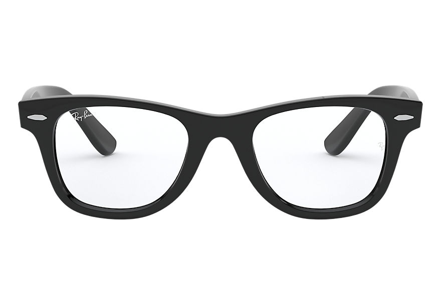 Ray-Ban Eyeglasses WAYFARER JUNIOR OPTICS Black