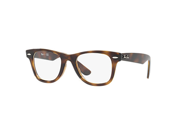 Ray-Ban 0RY9066V-WAYFARER JUNIOR OPTICS Havane OPTICAL