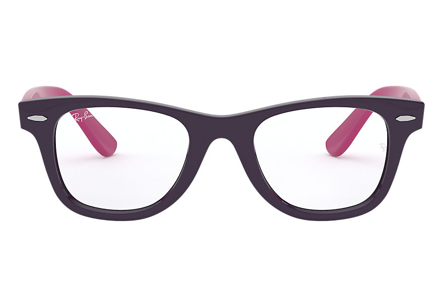 Ray-Ban  eyeglasses RY9066V CHILD 003 wayfarer junior optics violet 8053672834727