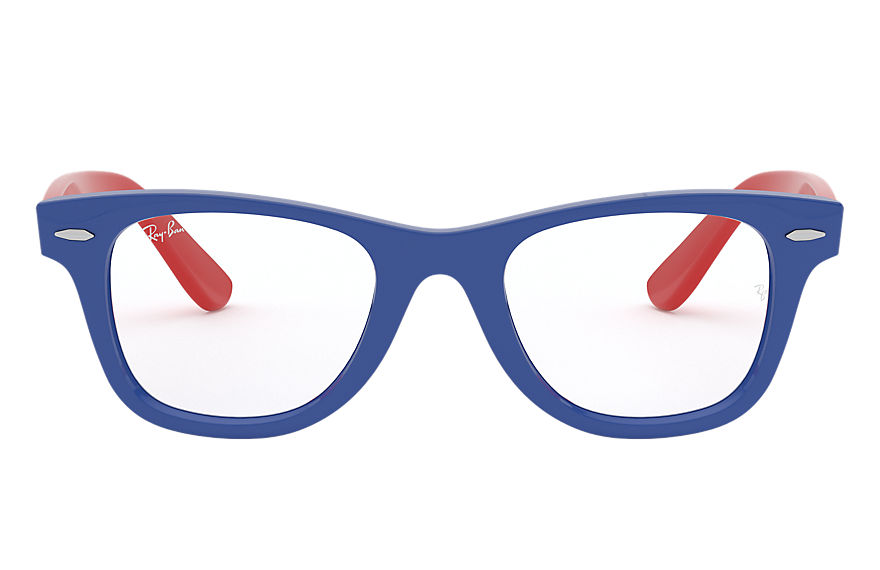 Ray-Ban  eyeglasses RY9066V CHILD 004 wayfarer junior optics blue 8053672834734