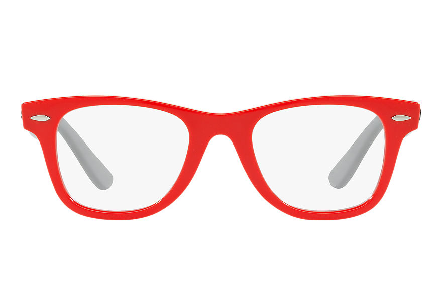 Ray-Ban  eyeglasses RY9066V CHILD 005 wayfarer junior optics red 8053672834741