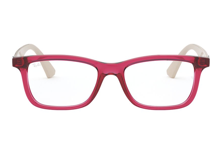 Ray-Ban  eyeglasses RY1562 CHILD 003 rb1562 red 8053672834796