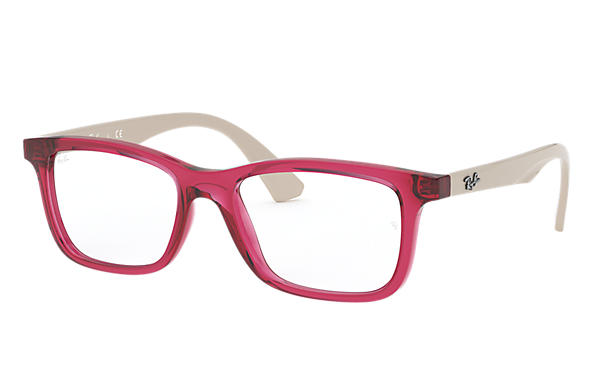 Ray-Ban Eyeglasses RB1562 Red