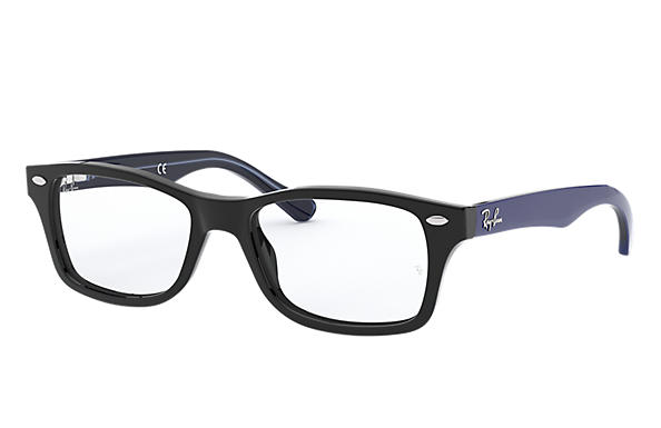 Ray-Ban		 0RY1531-RB1531 Black; Blue OPTICAL