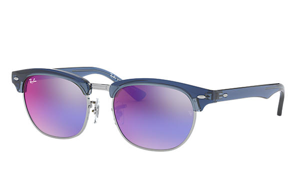 Ray-Ban		 0RJ9050S-CLUBMASTER JUNIOR Blue SUN