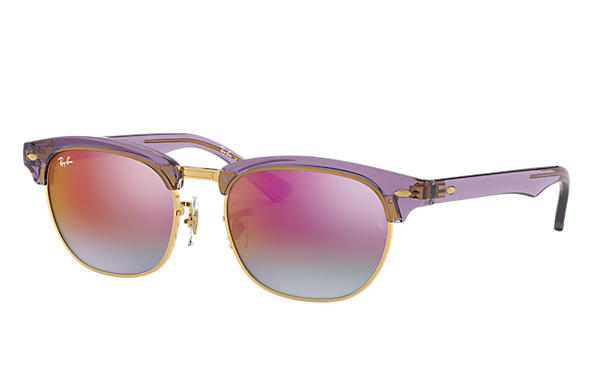 Ray-Ban 0RJ9050S-CLUBMASTER JUNIOR Violet SUN
