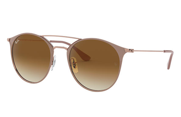 Ray-Ban 0RB3546-RB3546 Light Brown,Bronze-Copper; Bronze-Copper SUN