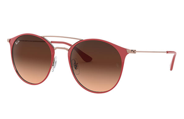 Ray-Ban 0RB3546-RB3546 Red,Bronze-Copper; Bronze-Copper SUN
