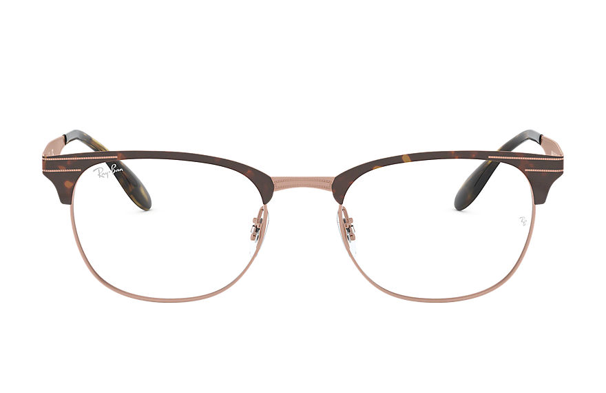 Ray-Ban  eyeglasses RX6346 MALE 002 rb6346 玳瑁色 8053672836660
