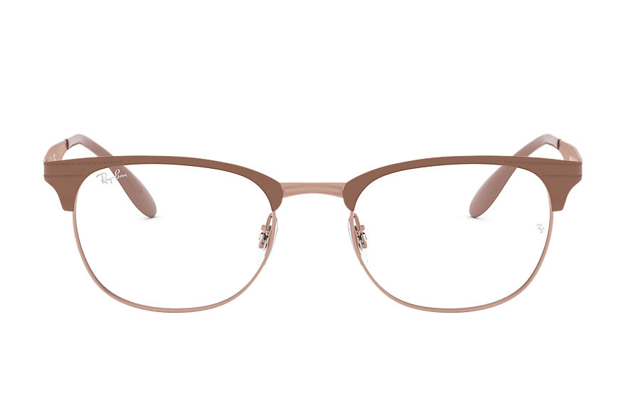 Ray-Ban  eyeglasses RX6346 MALE 004 rb6346 浅茶色 8053672836707