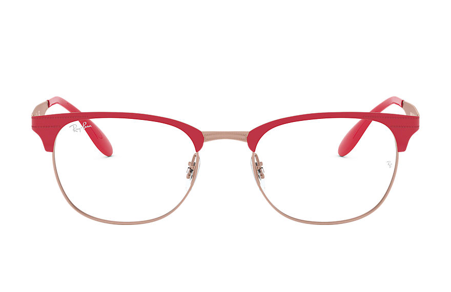 Ray-Ban  eyeglasses RX6346 MALE 001 rb6346 红色 8053672836721