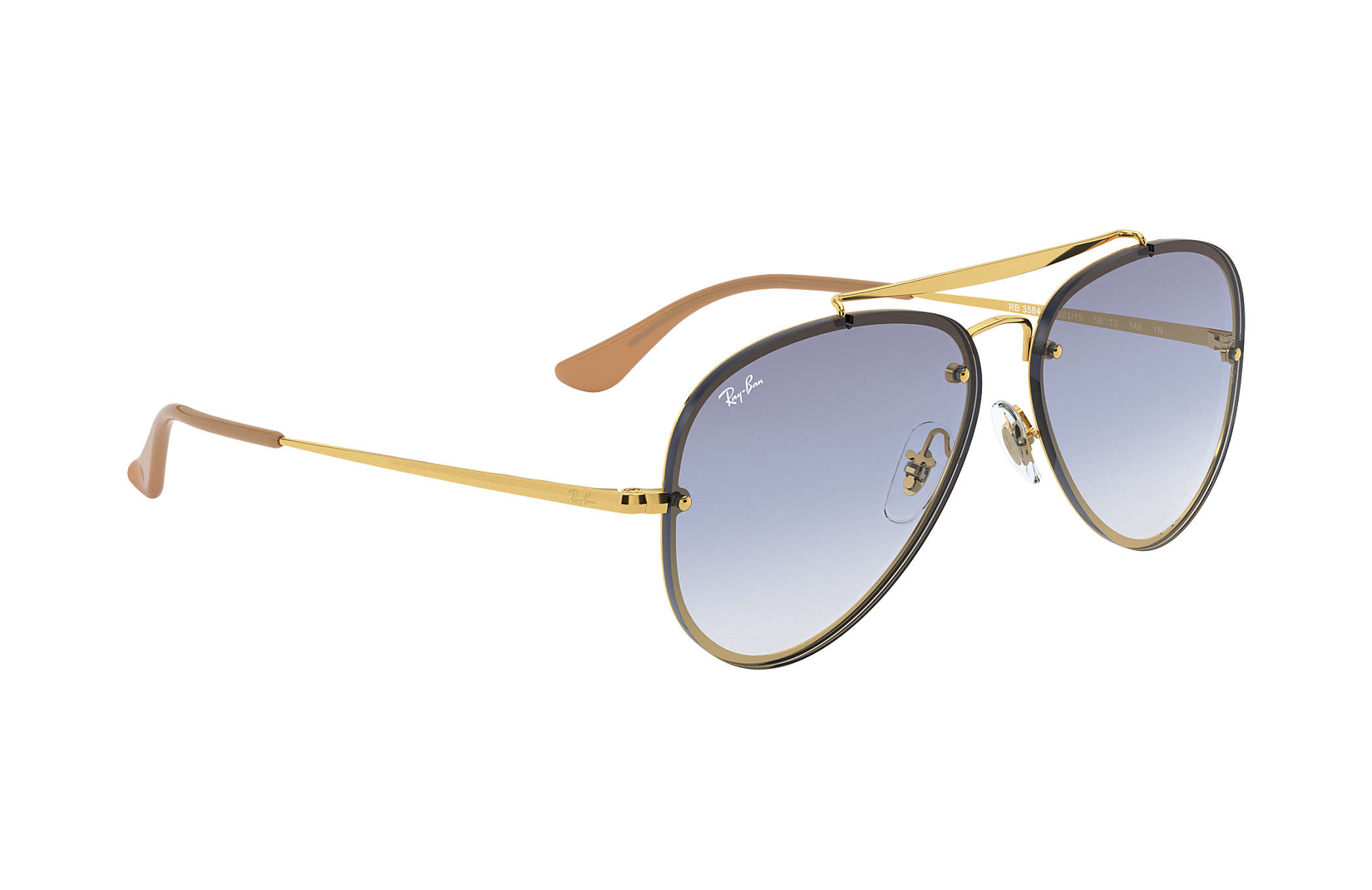 ray ban aviator degrade