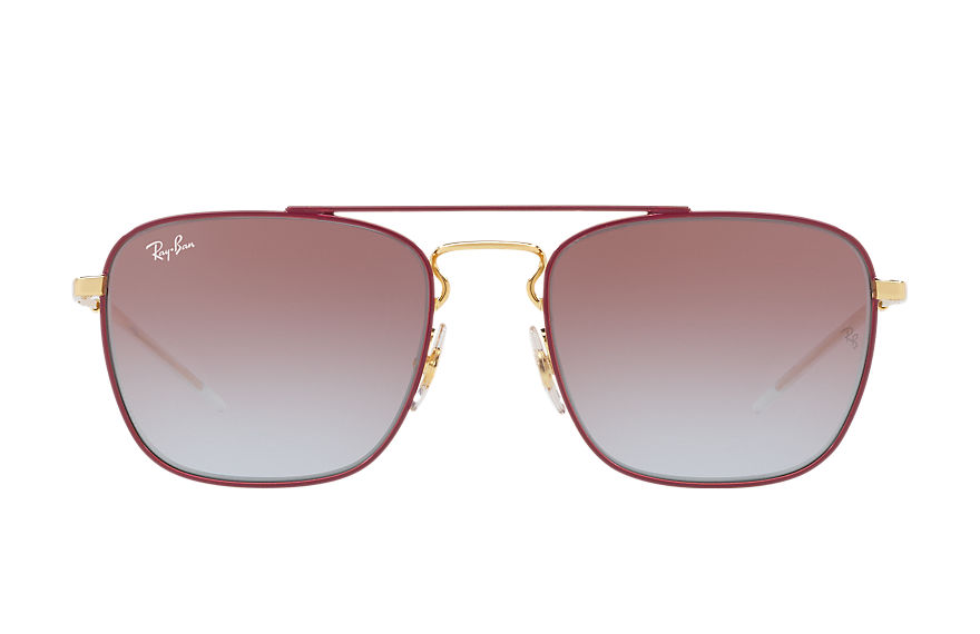 Ray-Ban  sonnenbrillen RB3588 MALE 005 rb3588 bordeaux 8053672837018