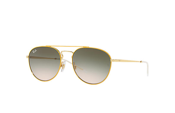 Ray-Ban 0RB3589-RB3589 Yellow,Gold; Gold SUN