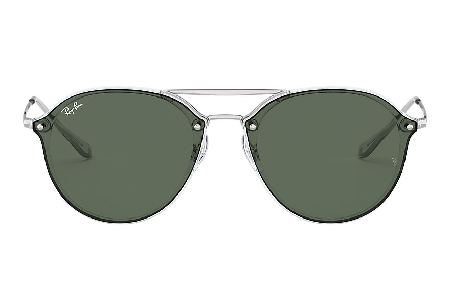 Ray-Ban  sunglasses RB4292N MALE 004 blaze double bridge transparent 8053672837889
